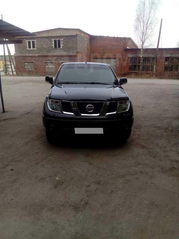 Nissan Navara, 2008 год, 610 000 руб.