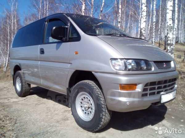 Mitsubishi Delica, 1997 год, 380 000 руб.
