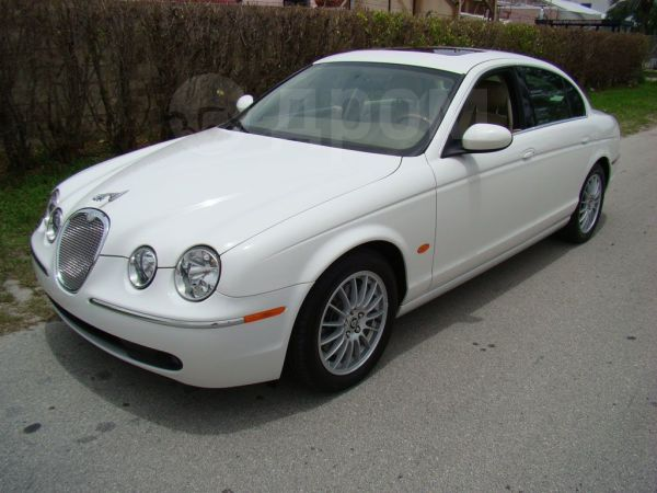 Jaguar S-type, 2005 год, 815 000 руб.
