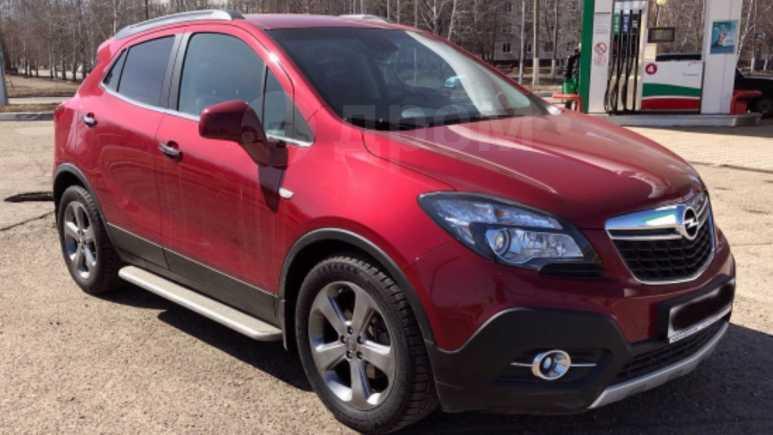 Opel Mokka, 2013 год, 627 000 руб.