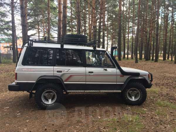 Mitsubishi Pajero, 1988 год, 370 000 руб.