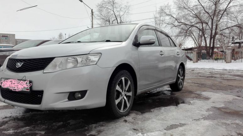 Toyota Allion, 2010 год, 650 000 руб.