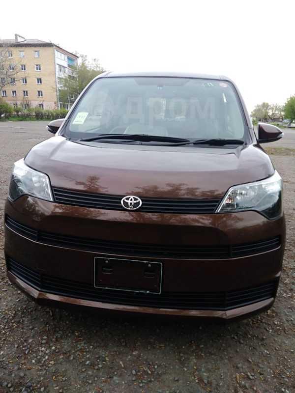 Toyota Spade, 2013 год, 565 000 руб.