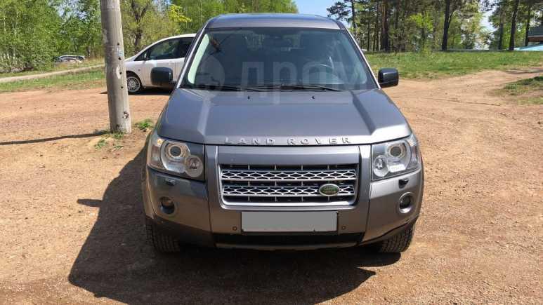 Land Rover Freelander, 2008 год, 950 000 руб.