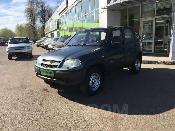 Chevrolet Niva, 2010 год, 277 000 руб.