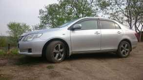 Партизанск Corolla Axio 2008