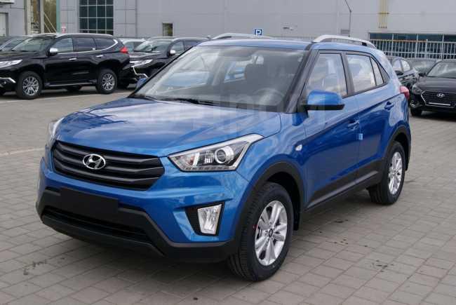 Hyundai Creta, 2018 год, 1 358 900 руб.