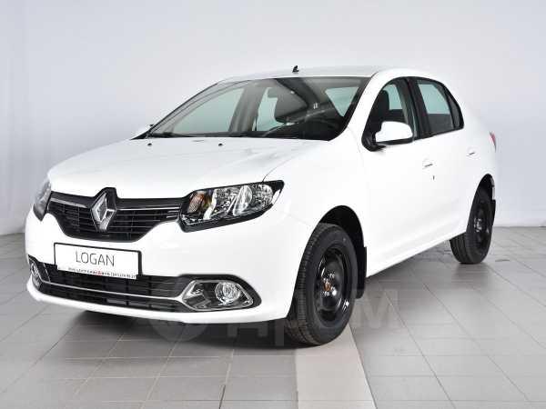 Renault Logan, 2018 год, 760 570 руб.