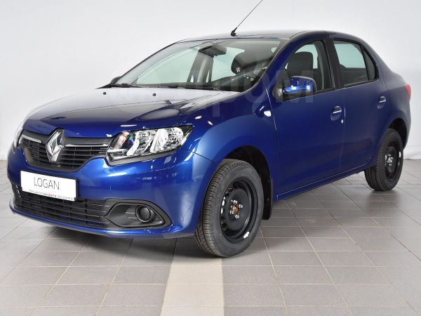 Renault Logan, 2018 год, 710 970 руб.