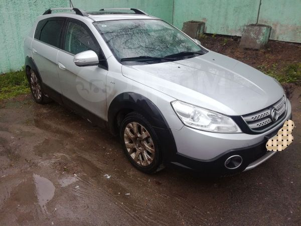 Dongfeng H30 Cross, 2015 год, 550 000 руб.
