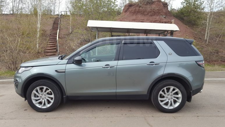 Land Rover Discovery Sport, 2015 год, 1 680 000 руб.