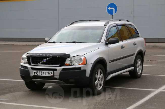 Volvo XC90, 2003 год, 438 000 руб.