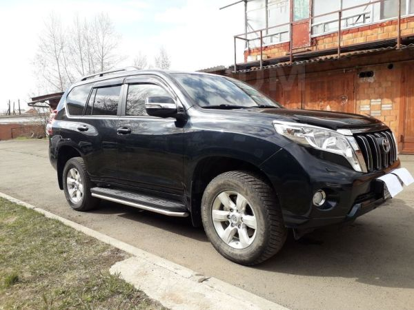 Toyota Land Cruiser Prado, 2015 год, 2 070 000 руб.