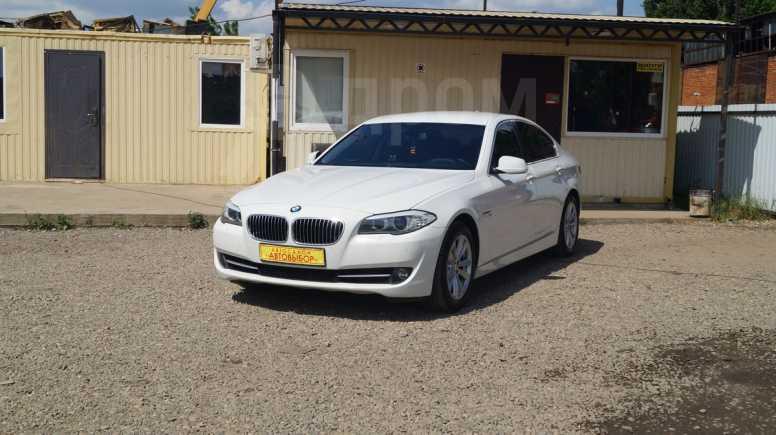 BMW 5-Series, 2012 год, 1 175 000 руб.