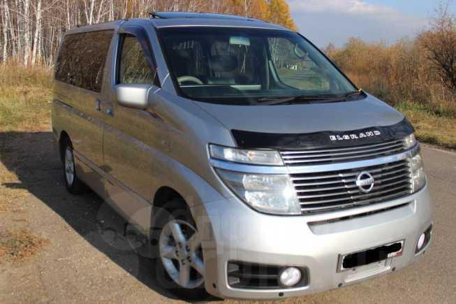 Nissan Elgrand, 2003 год, 270 000 руб.