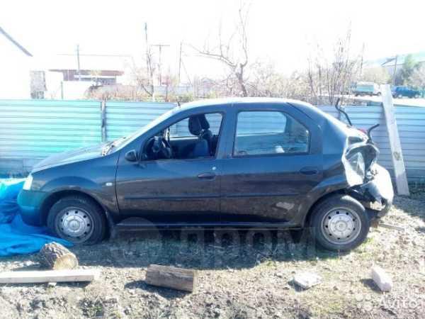 Renault Logan, 2007 год, 120 000 руб.