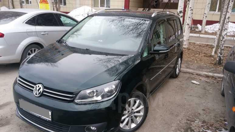 Volkswagen Touran, 2012 год, 635 000 руб.