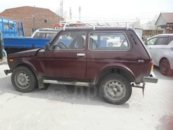 Лада 4x4 2121 Нива, 2010 год, 100 000 руб.