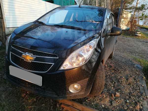 Chevrolet Spark, 2010 год, 320 000 руб.
