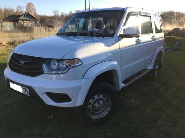 УАЗ Патриот, 2015 год, 555 000 руб.