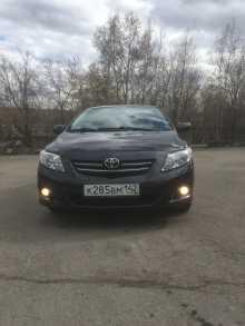 Кемерово Corolla 2009