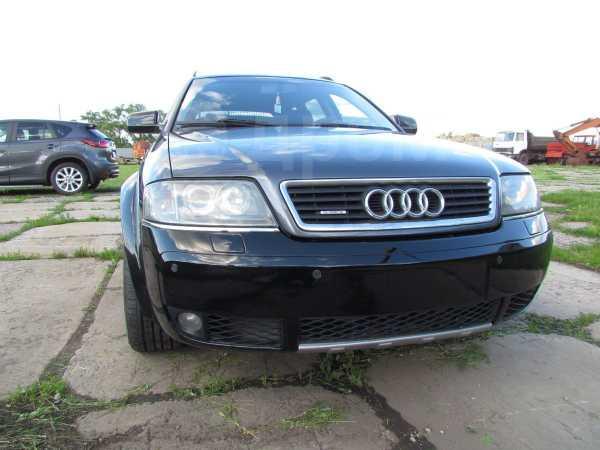 Audi A4 allroad quattro, 2003 год, 500 000 руб.
