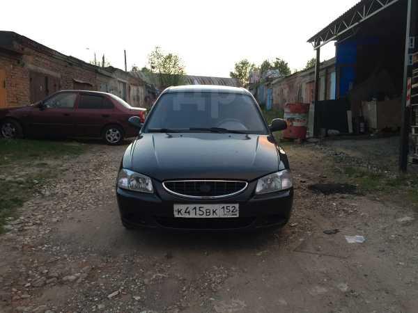 Hyundai Accent, 2009 год, 159 000 руб.
