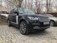Петропавловск-Кам... Range Rover 2014