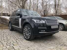 Петропавловск-Камчатский Range Rover 2014
