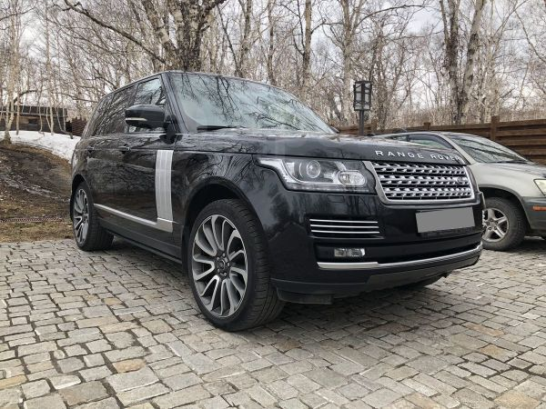 Land Rover Range Rover, 2014 год, 4 750 000 руб.