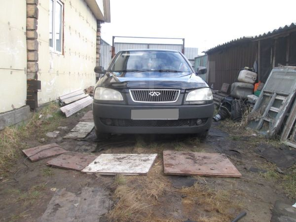 Chery Amulet A15, 2007 год, 150 000 руб.