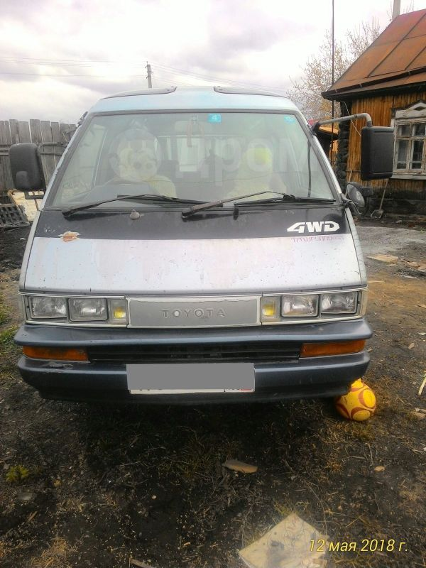 Toyota Town Ace, 1988 год, 107 000 руб.