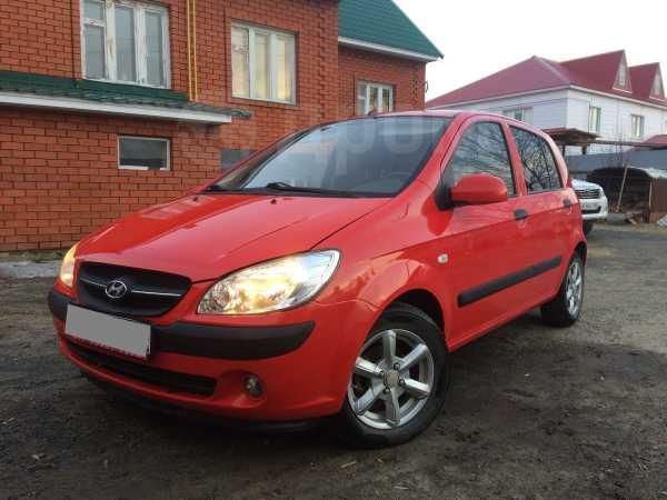 Hyundai Getz, 2007 год, 199 999 руб.