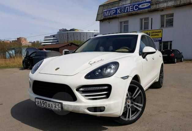Porsche Cayenne, 2011 год, 1 799 000 руб.