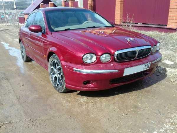 Jaguar X-Type, 2001 год, 320 000 руб.