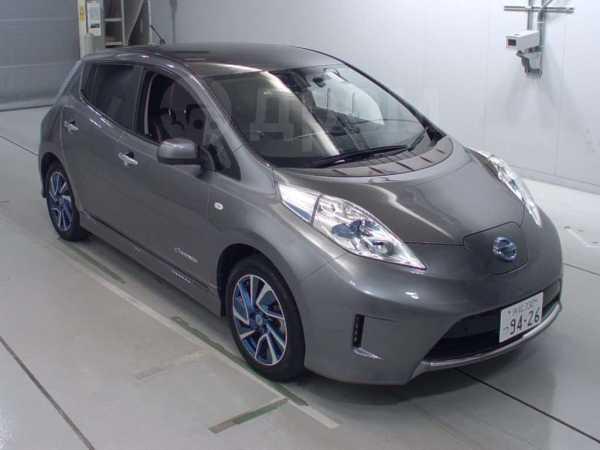 Nissan Leaf, 2014 год, 430 000 руб.