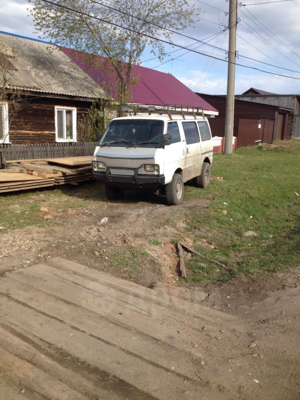 Mazda Bongo, 1992 год, 190 000 руб.