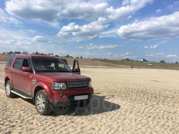 Land Rover Discovery, 2009 год, 1 450 000 руб.