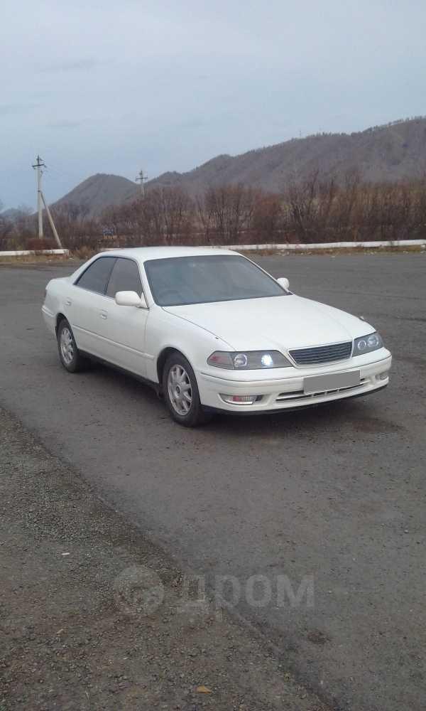 Toyota Mark II, 2000 год, 265 000 руб.