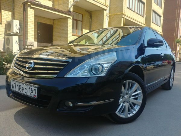 Nissan Teana, 2011 год, 690 000 руб.