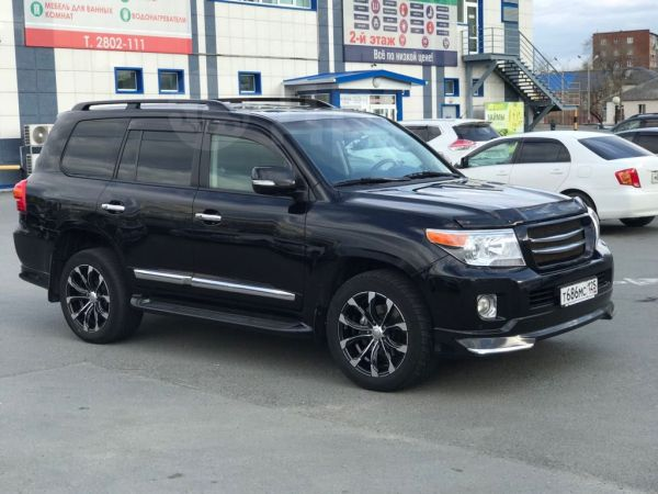 Toyota Land Cruiser, 2014 год, 3 180 000 руб.