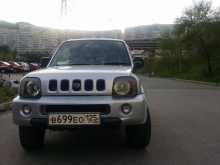 Владивосток Jimny Wide 2001