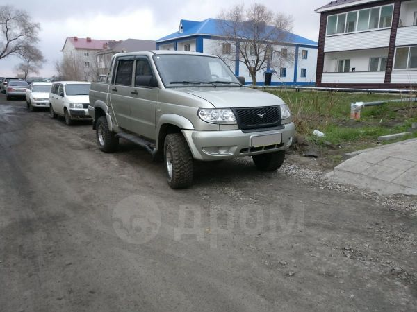 УАЗ Патриот Пикап, 2012 год, 330 000 руб.