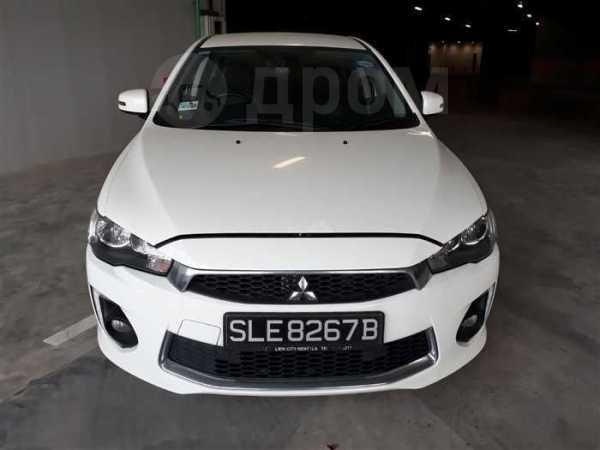 Mitsubishi Galant Fortis, 2015 год, 700 000 руб.