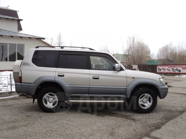 Toyota Land Cruiser, 2002 год, 850 000 руб.