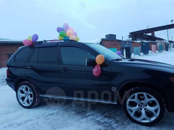 BMW X5, 2002 год, 700 000 руб.
