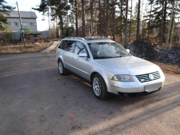 Volkswagen Passat, 2002 год, 349 000 руб.
