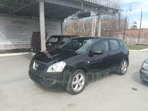 Nissan Qashqai, 2008 год, 465 000 руб.