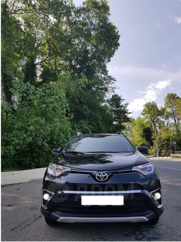 Toyota RAV4, 2016 год, 1 680 000 руб.