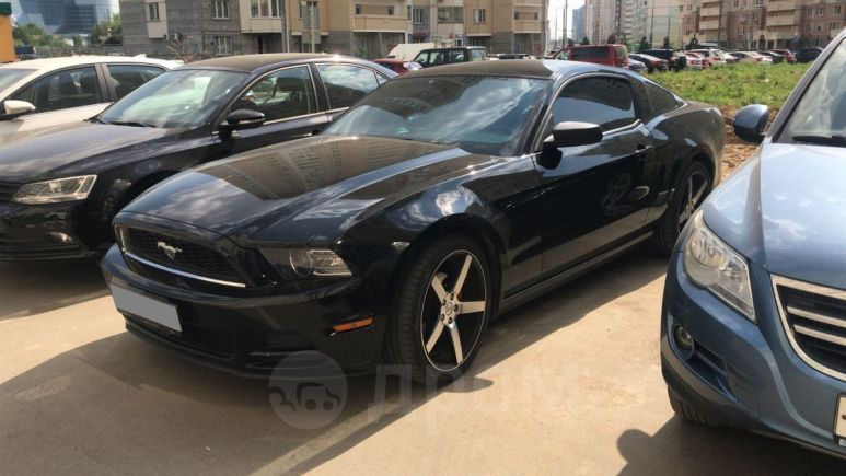 Ford Mustang, 2012 год, 1 430 000 руб.
